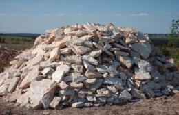 Kamień wapienny elewacyjny gr. 4-8cm
